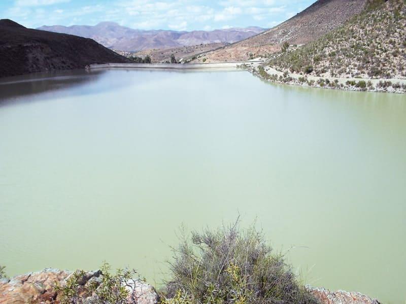 Represa de Culpina, Chuquisaca.
