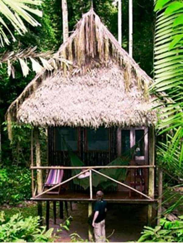 Albergue Ecológico Chalalán hotel de Ucumari