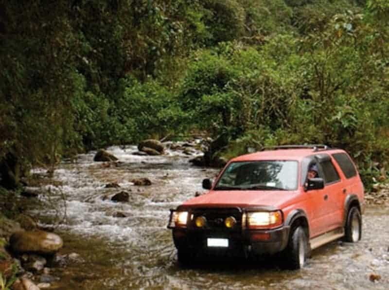 Sehuencas/ Parque Nacional Carrasco