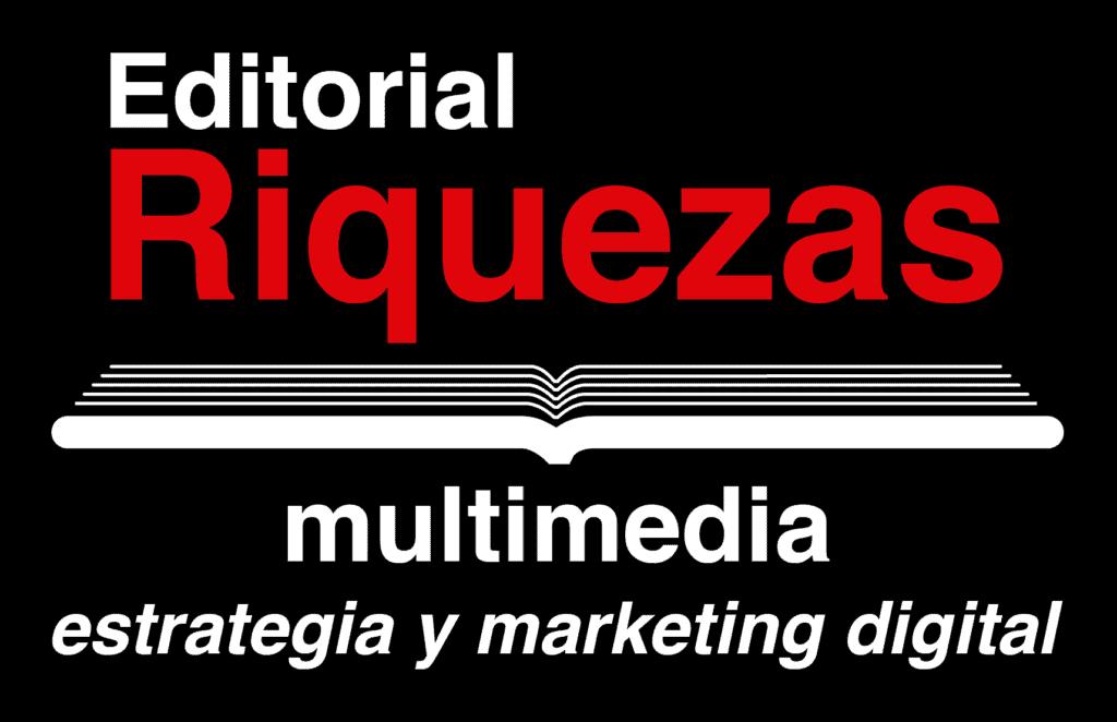 Logo Editorial Riquezas SRL