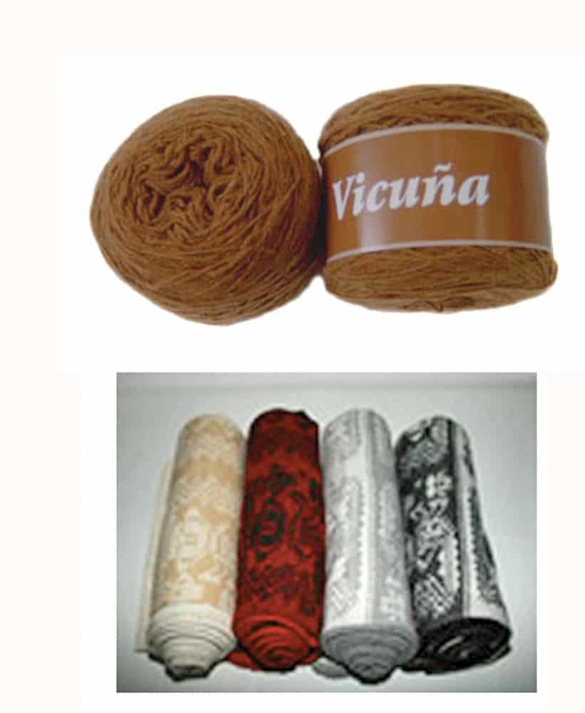 lana de vicuña